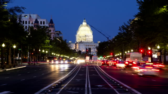 Washington DC Capitol video