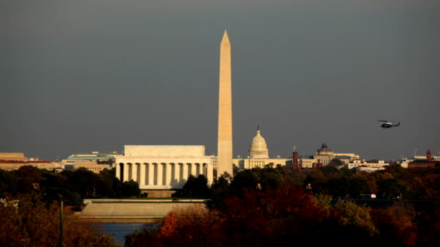 Washington DC Skyline video