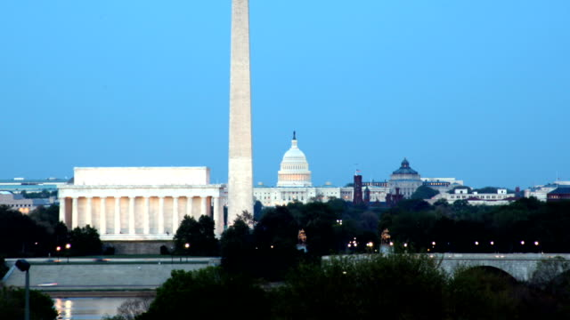 Washington, DC Time Lapse video