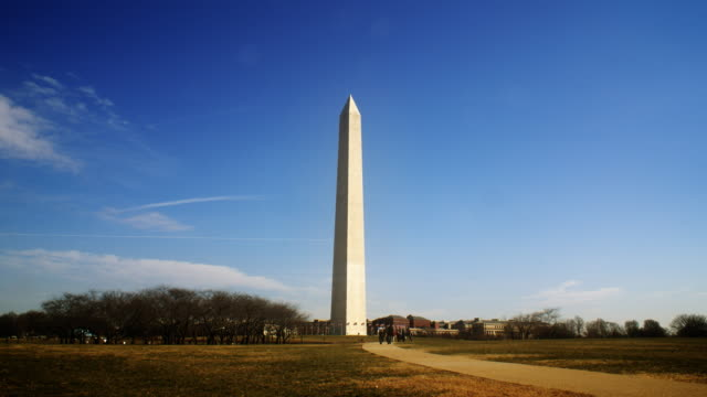 Washington Monument Timelapse video