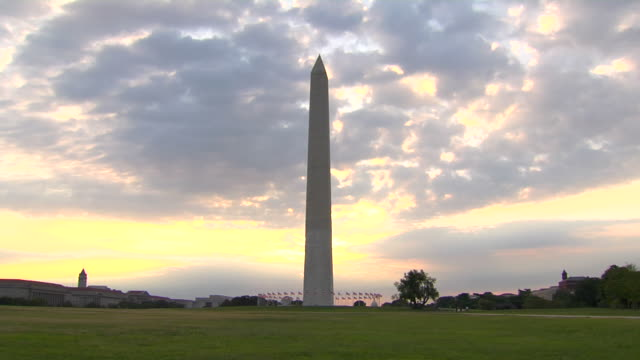HD Washington Monument ZoomIn_1 (1080/24P) video