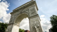 Washington Square Park Arch video
