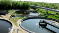 Wastewater Treatment Plant video