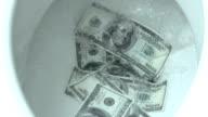 Wasting money video
