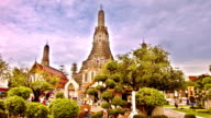 Wat Arun Temple in Bangkok video