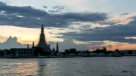 Wat Arun Temple video