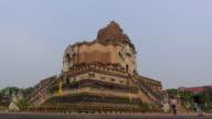 Wat Chedi Luang Chiang Mai Thailand video