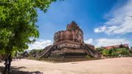 Wat Chedi Luang Pagoda video