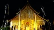 Wat Chedi Luang temple video
