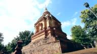 Wat Chet Yot Temple Chiangmai Thailand video
