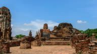 Wat Mahathat,Ayutthaya Thailand video