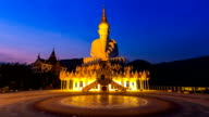 Wat Pha Sorn Kaew Temple Landmark Travel Place Of Phetchabun, Thailand video