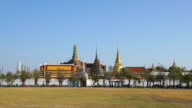 Wat Phra Kaeo ,Bangkok, Thailand video