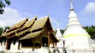 Wat Phra Sing - Thailand video