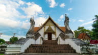Wat Phumin- famous temple and landmark of Nan province video