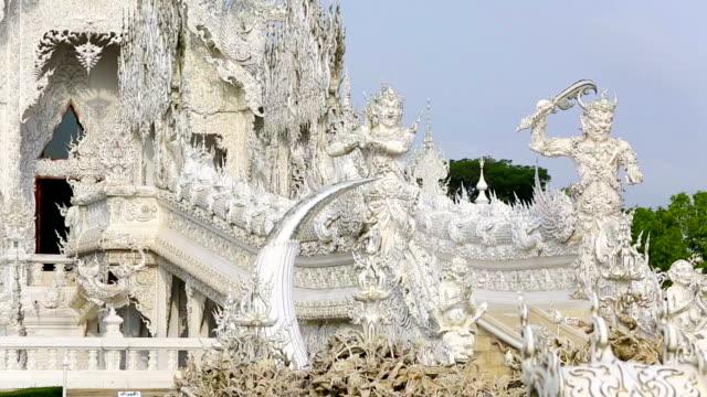 Wat Rong Khun ,Chiang rai, Thailand video
