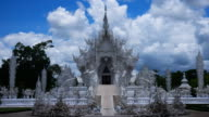 Wat Rong Khun Temple - Time Lapse video