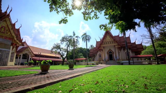 Wat Sri Ubon Rattanaram or Wat Sri Thong Temple,  Thailand video