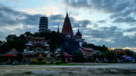 Wat Tham Khao Noi, Kanchanaburi Thailand video