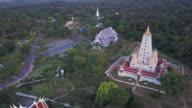 Wat Yannasang Wararam Buddhist Temple at Pattaya city video