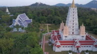 Wat Yannasang Wararam Buddhist Temple at Pattaya city video