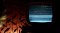 Watching TV video