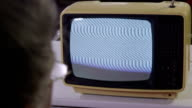 Watching Vintage TV video