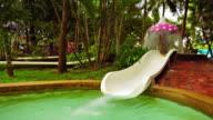 Water amusement video