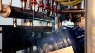 Water bottle production line video