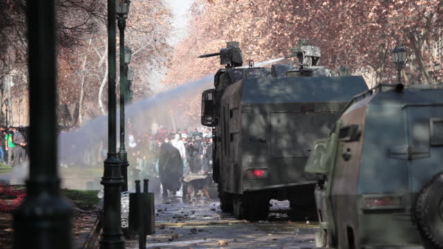 Water Cannon video