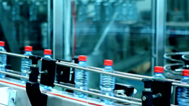 Water factory (HD) video