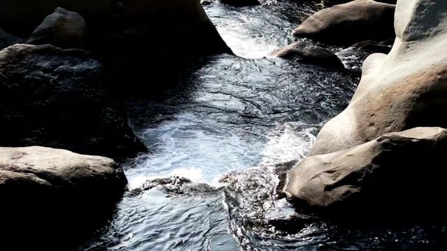 Water Flowing Dawn video