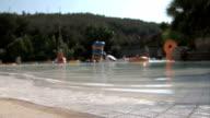 Water Park scene video