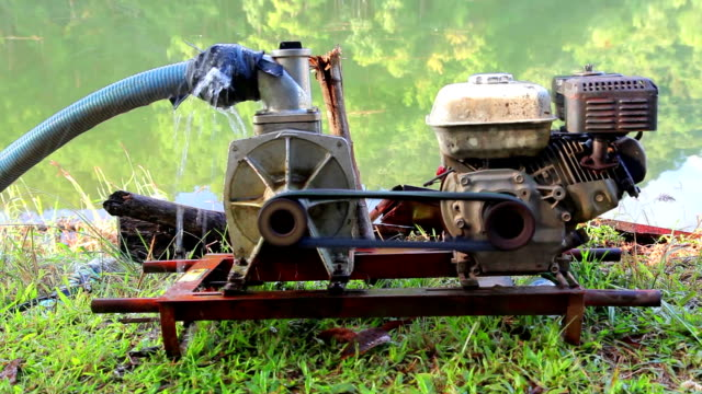 Water pump video
