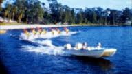 Water Ski Show (Archival 1960s) video