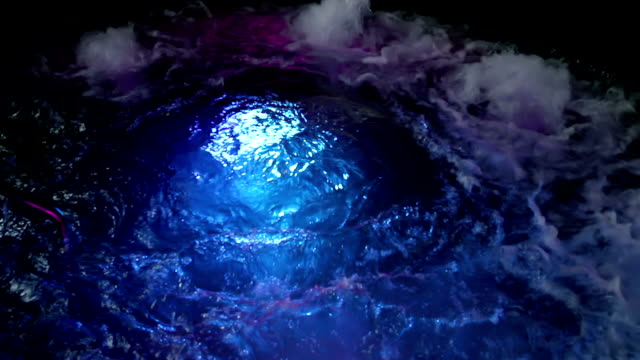 HD MACRO: Water source video