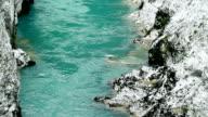 Water stream video