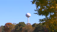 HD Water Tower ZoomIn_1 (1080/24P) video
