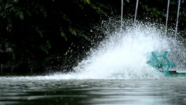 water treatment turbine equipment video
