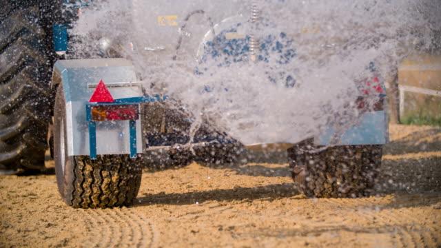Water truck video
