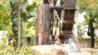 Water turbines video