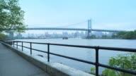 HD: Water under the Triboro Bridge video