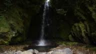 Waterfall background video
