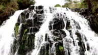Waterfall Close Up video