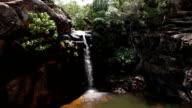 Waterfall in Deer Island Vietnam video