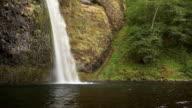 HD waterfall in Oregon video