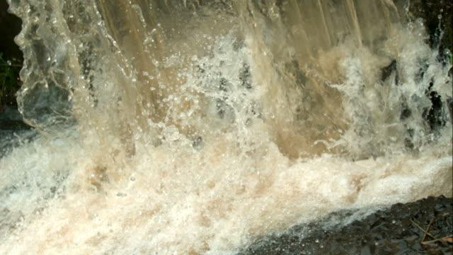 Waterfall in Slow Motion 2 video