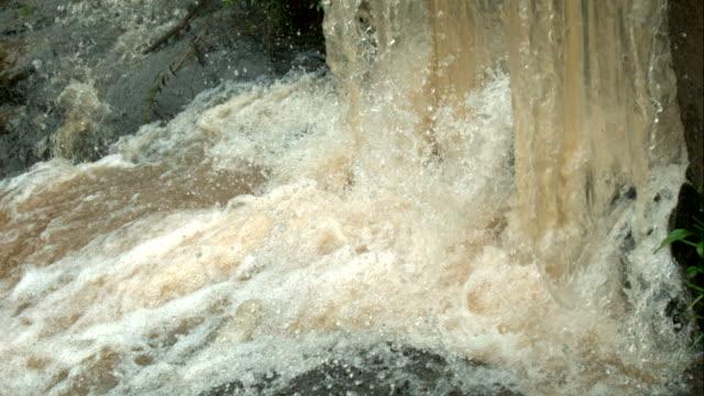 Waterfall in Slow Motion 3 video