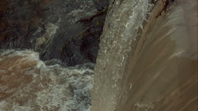 Waterfall in Slow Motion 5 video