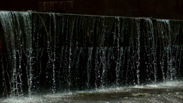 Waterfall in Slow Motion 8 video